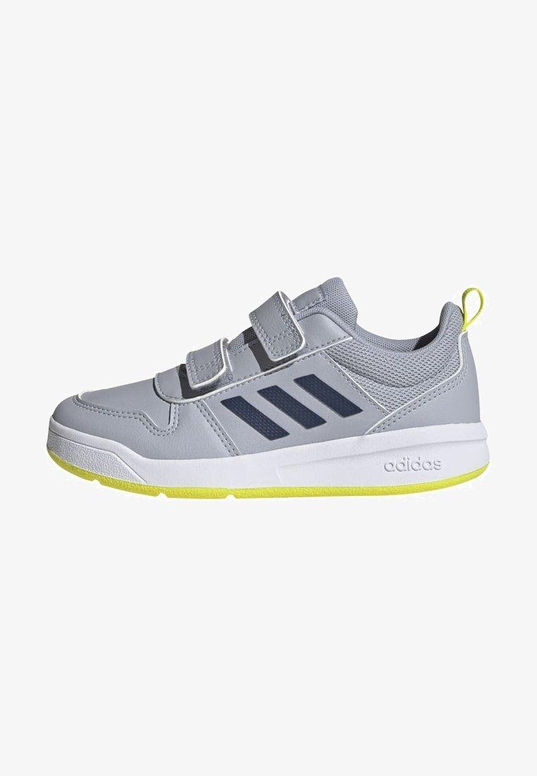 adidas Performance - TENSAUR UNISEX - Sportschoenen - silver/yellow