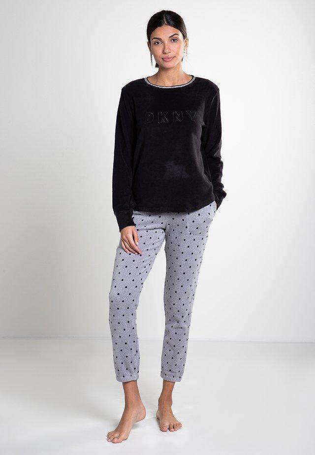 Piżama - grey dot