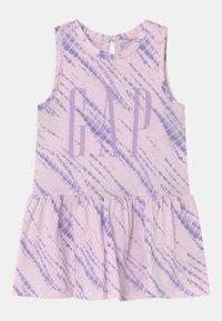 GAP - ARCH SET - Jersey dress - whitened lilac - 0