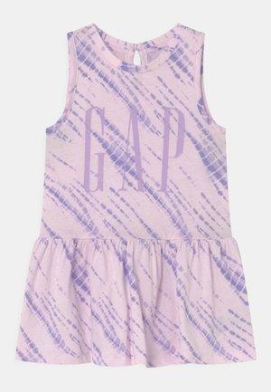 ARCH SET - Jersey dress - whitened lilac