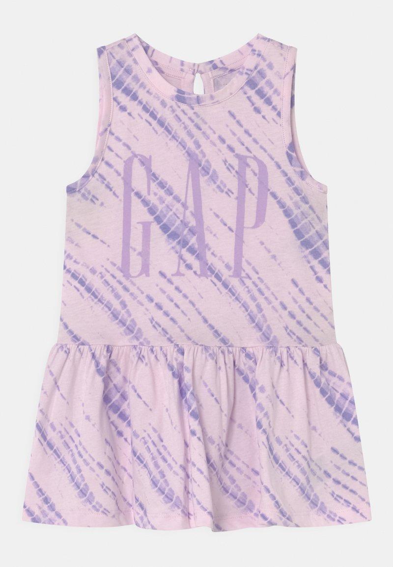 GAP - ARCH SET - Jersey dress - whitened lilac