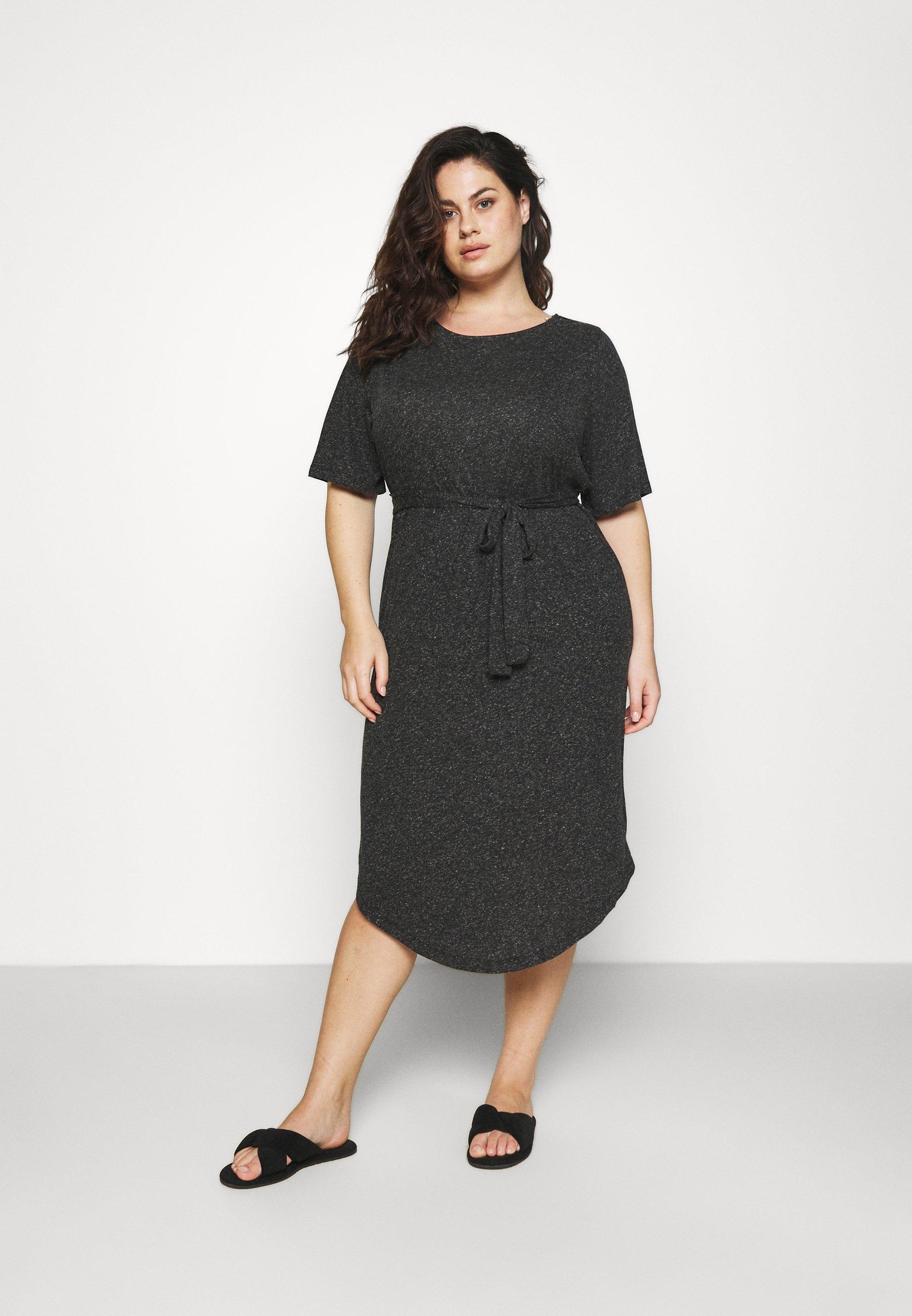 Women SLFLIVY BEACH DRESS CURVE - Day dress