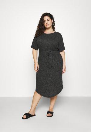 SLFLIVY BEACH DRESS CURVE - Day dress - black