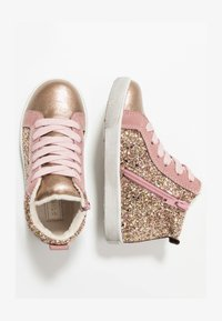 Friboo - High-top trainers - rose - 1