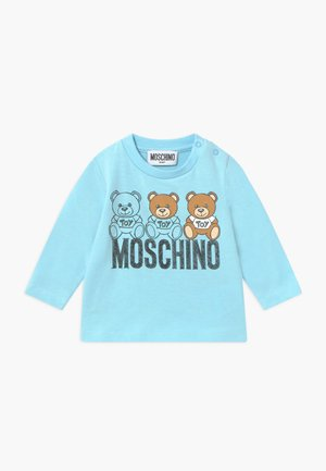 Long sleeved top - baby sky blue
