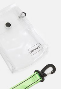 Spiral Bags - ACADEMY SHOULDER UNISEX - Borsa a tracolla - transparent clear - 3