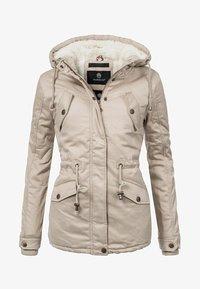 Marikoo - MANOLYA - Winter coat - beige - 0