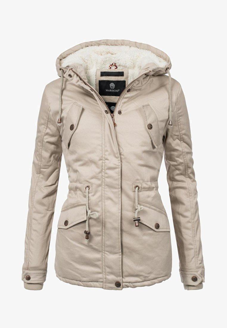 Marikoo - MANOLYA - Winter coat - beige