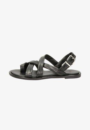 Sandales - zwart