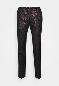 Twisted Tailor - SUNDA SUIT SET - Suit - black pink - 2