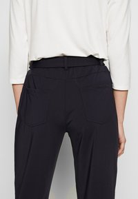 comma - TROUSERS - Bukser - ink blue - 3