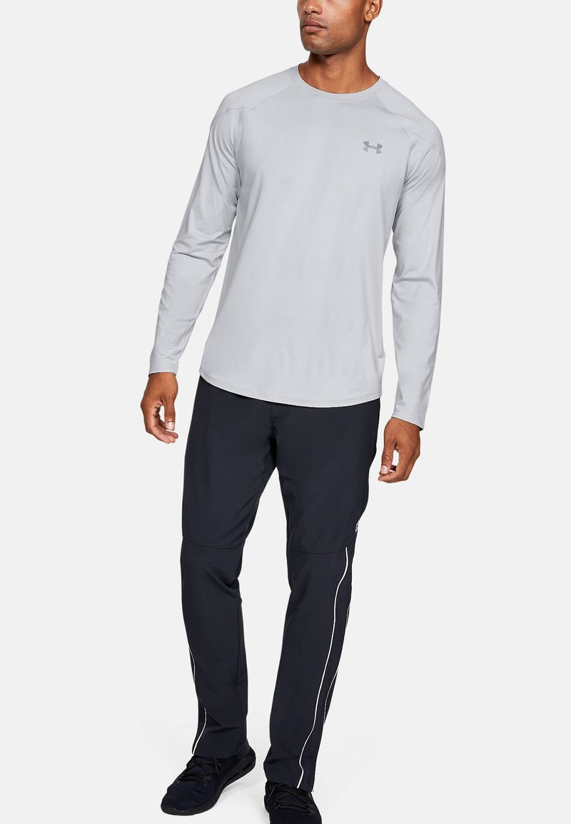 Under Armour - Sports shirt - halo gray