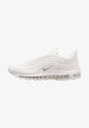 AIR MAX 97 - Sneakersy niskie - white/wolf grey/black