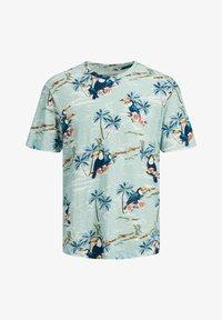 Jack & Jones - Print T-shirt - ether - 6