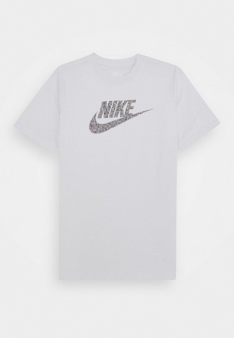 Nike Sportswear - TEE MAX - T-shirt print - vast grey