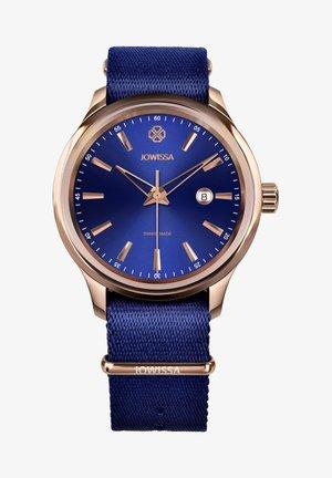 TIRO SWISS - Watch - blau