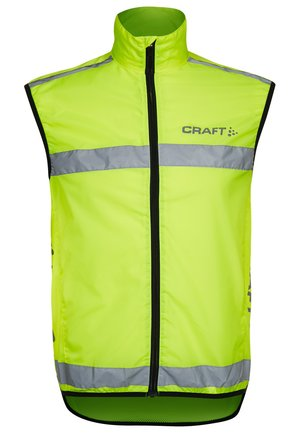 VISIBILITY VEST - Weste - yellow