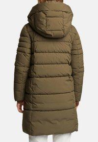 Esprit - Winter coat - khaki green - 11