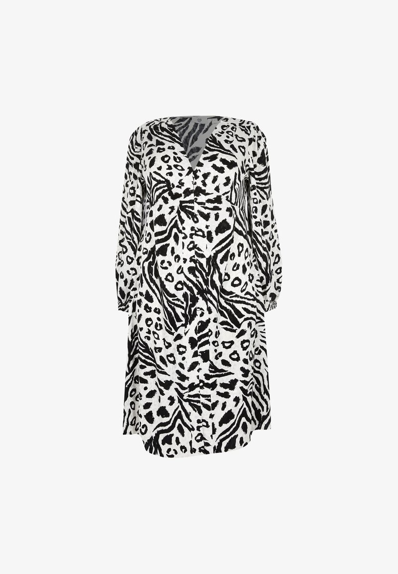 River Island Plus - Day dress - white