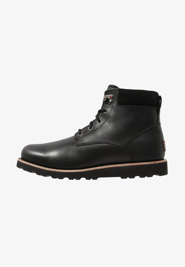 SETON - Winter boots - black