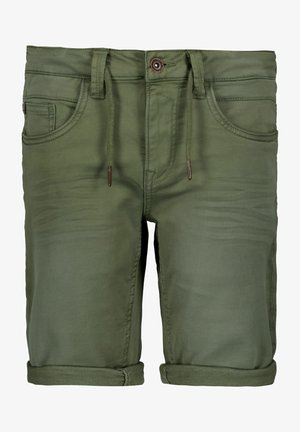 Denim shorts - beetle