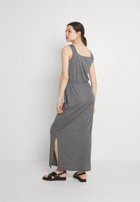 Vero Moda - VMADAREBECCA ANKLE DRESS - Maxi dress - medium grey melange - 2