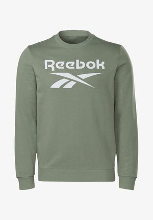 VECTOR BIG LOGO GRAPHIC SWEATSHIRT - Sweatshirt - green