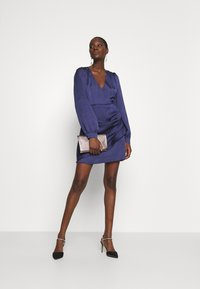 JUST FEMALE - MINNIE SHORT DRESS - Cocktail dress / Party dress - patriot blue - 1