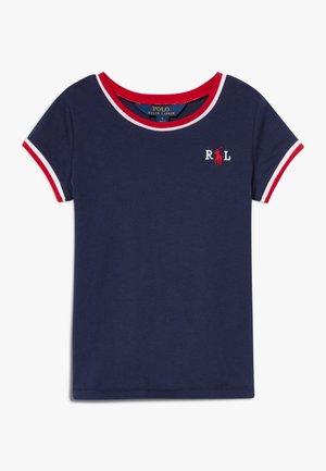 RINGER - Print T-shirt - french navy