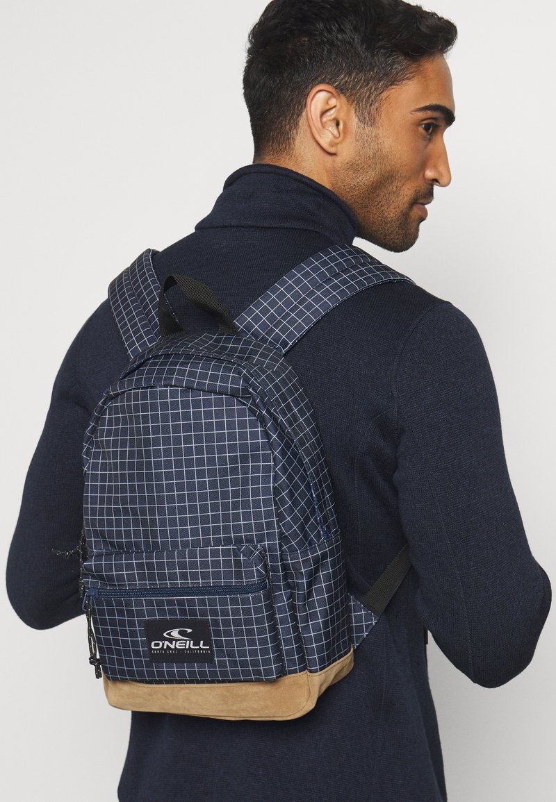O'Neill - COASTLINE MINI - Rucksack - blue7white