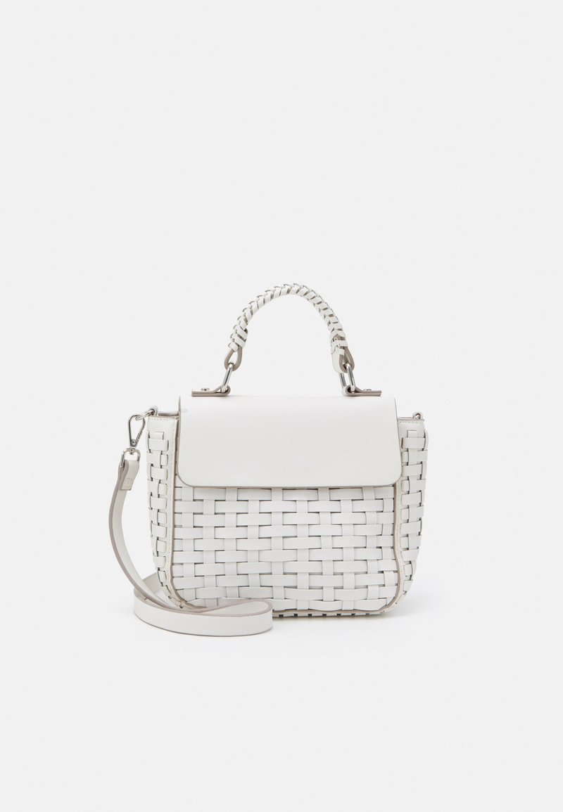 PARFOIS - CROSSBODY BAG MIMOSA - Across body bag - white
