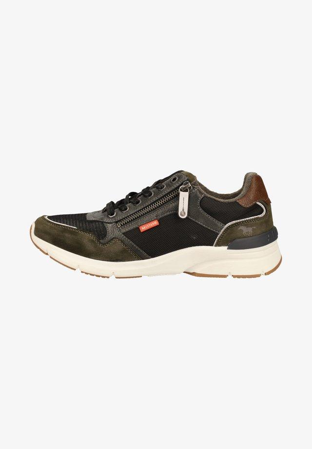 Sneakersy niskie - graphit