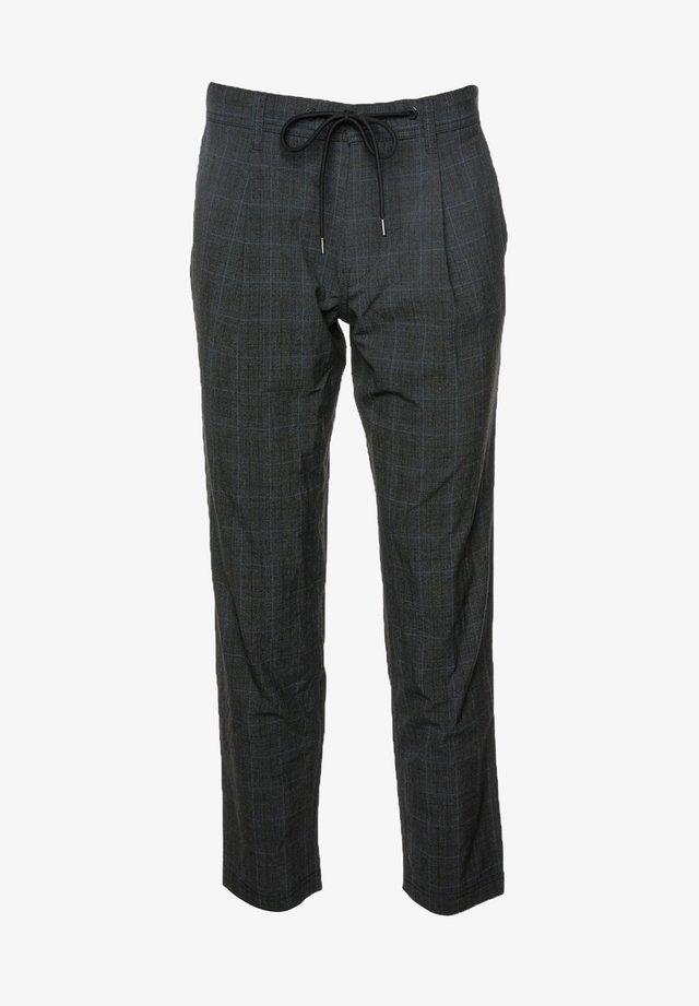 SYMON - Trousers - dark grey
