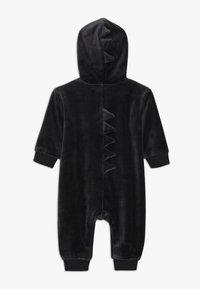 Cotton On - ROMPER BABY - Kombinezon - graphite grey - 1