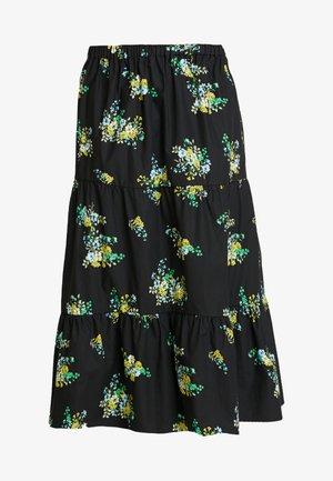 SONJA SKIRT - A-line skirt - black