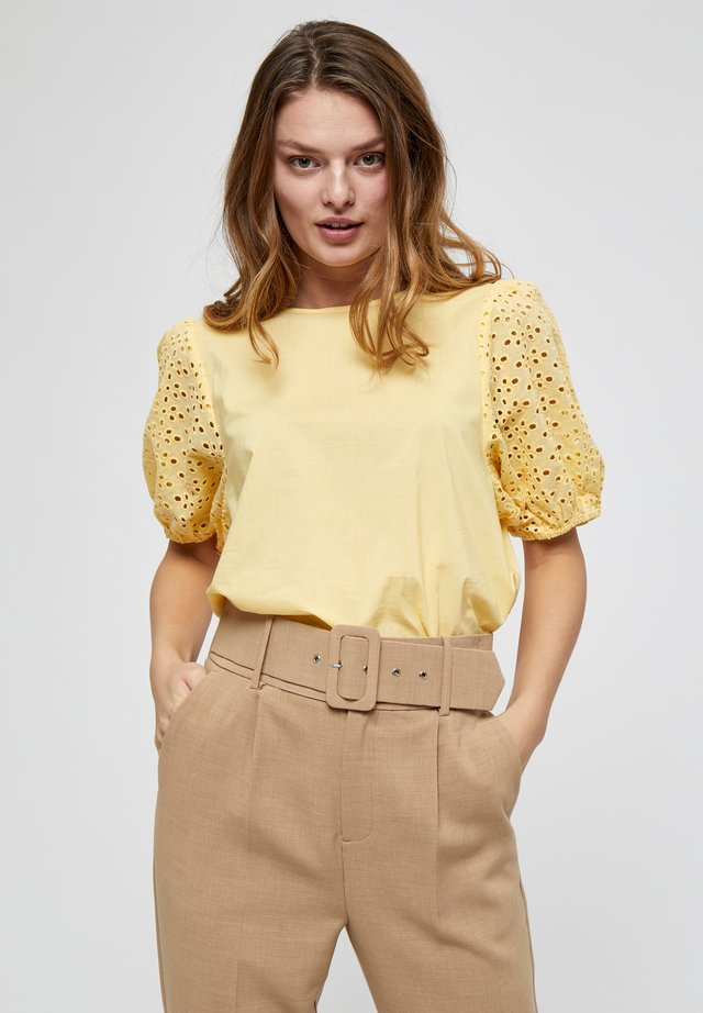 NINNA  - Blouse - jojoba yellow