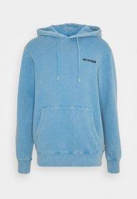 Han Kjøbenhavn - CASUAL HOODIE - Sweater - faded blue - 0
