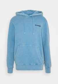 CASUAL HOODIE - Mikina - faded blue