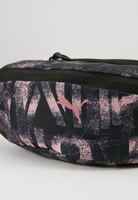Puma - WOMENS WAIST BAG - Other - black/bridal rose