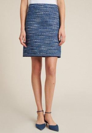 A-line skirt - var azzurra