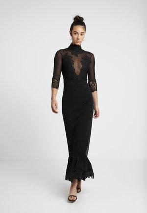 REVERSIBLE TAKE HAH BOW DRESS - Abito da sera - black