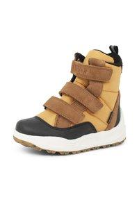 Woden - ADRIAN - Zimní obuv - orange - 2