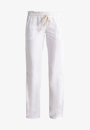 OCEANSIDE - Pantalon classique - sea salt