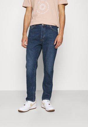 BARREL - Jeans baggy - pond blue