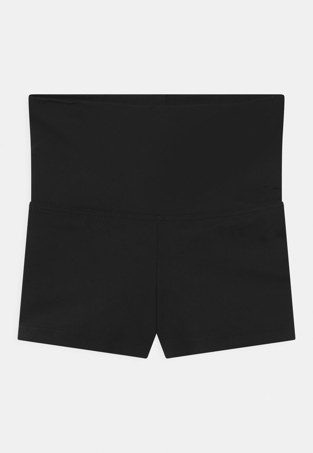 FOLD-OVER GYMNASTICS  - Collant - black