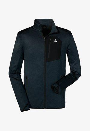 SAVOYEN - Fleece jacket - blue