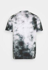 DRYKORN - SAMUEL - Print T-shirt - black - 8