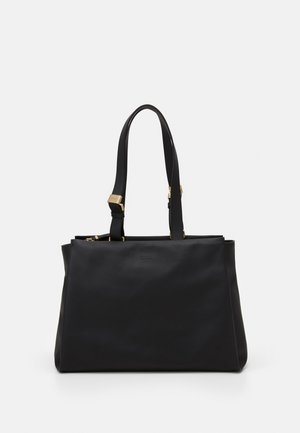 PURE TOP HANDLE - Borsa a mano - black