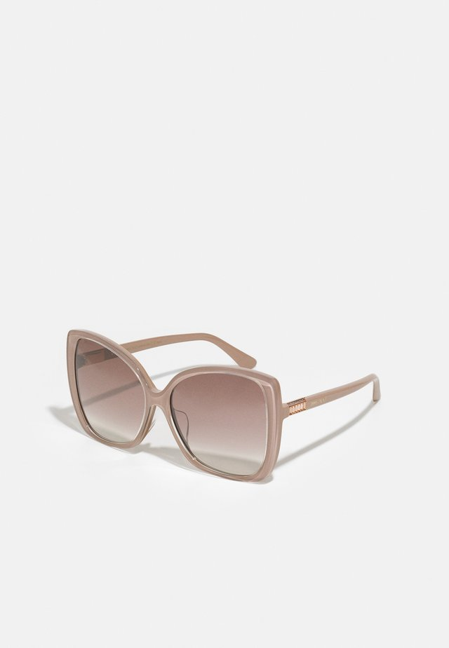 BECKY - Solglasögon - nude
