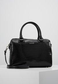 LIU JO - SATCHEL - Across body bag - black - 0